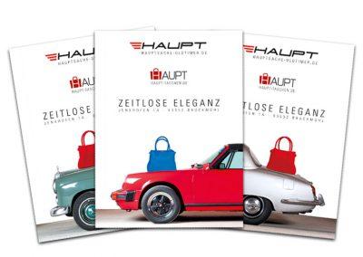 Haupt GmbH Advertising