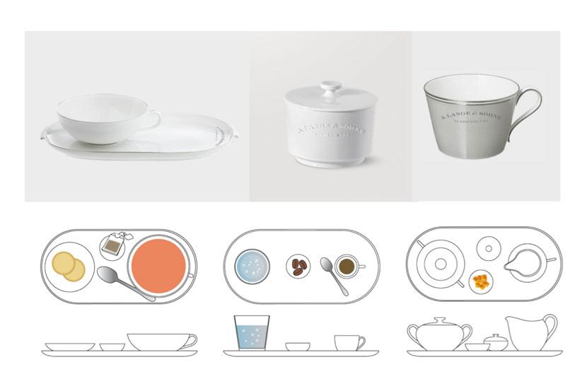 Lange & Soehne Customized Serving Set