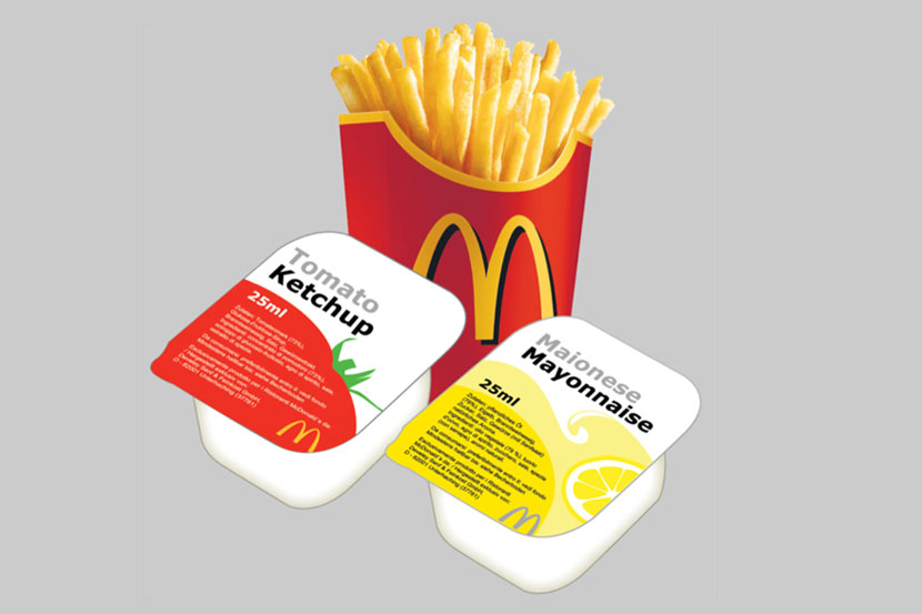 McDonalds Packaging Design