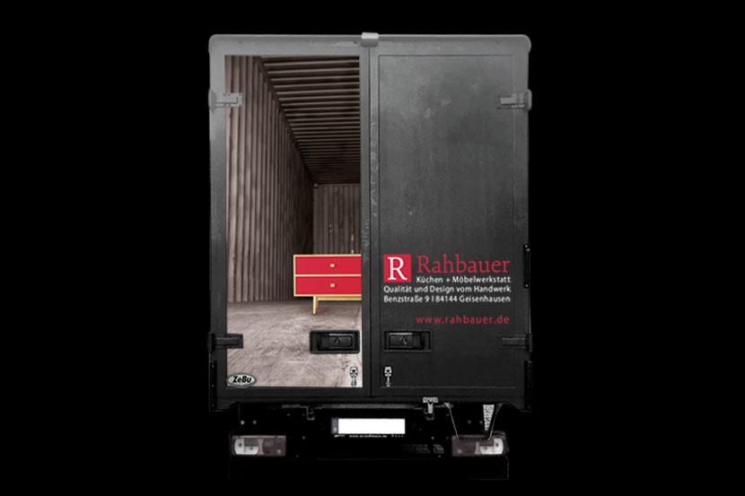 Rahbauer Truck Design